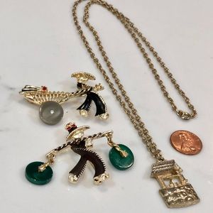 Vintage jewelry bundle